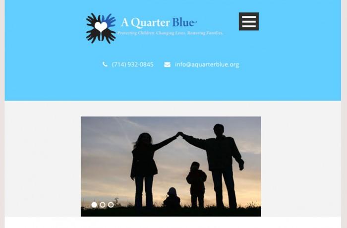 A Quarter Blue