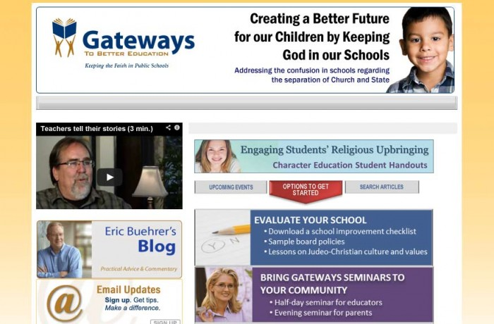 Gateways to a Better Education