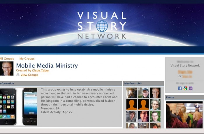 Visual Story Network