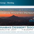 The Barnabas Group – March 19th